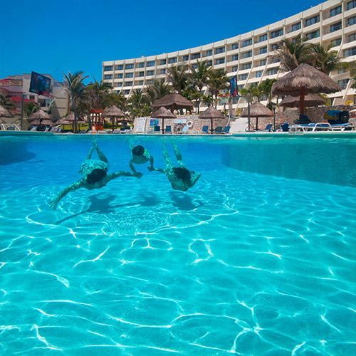 Hoteles en cancun baratos económicos